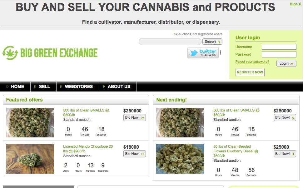 The Big Green Exchange