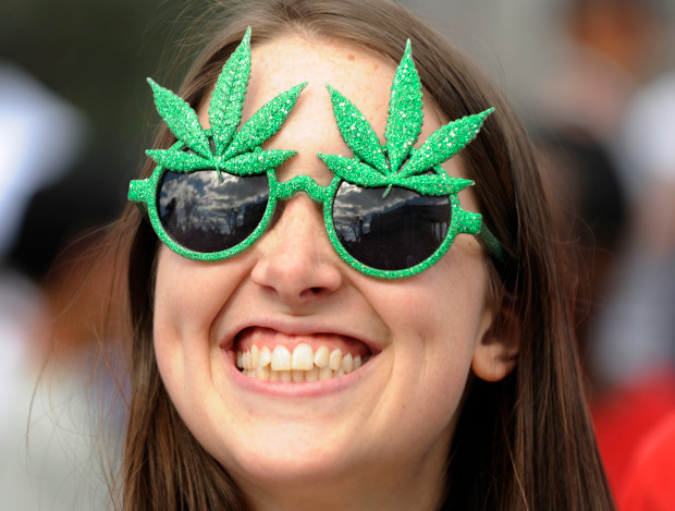 Brass Bands Usher in Legal Cannabis in California