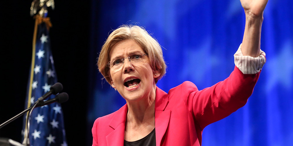 Elizabeth Warren Wants Marijuana Answers From Trump Health Nominee