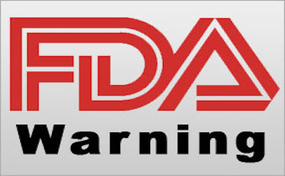 FDA Sends Warning to Curaleaf for CBD Claims