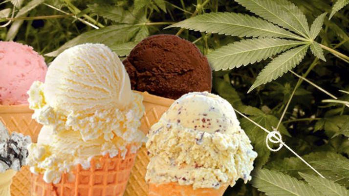 Cannabis Ice Cream!
