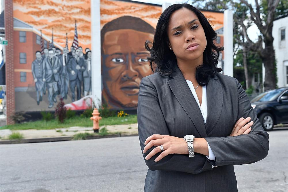 Baltimore will no longer prosecute marijuana possession