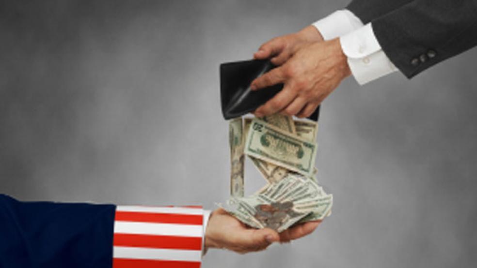 High Taxes Fuel Black Market