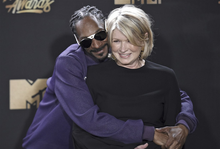 Martha Stewart Enters Cannabis Industry