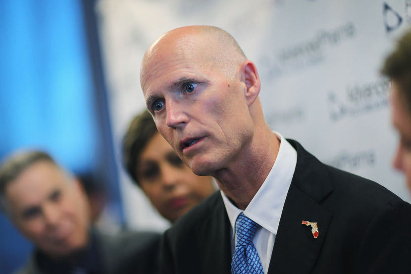 Florida Governor's Race Could Hinge on Legal Marijuana