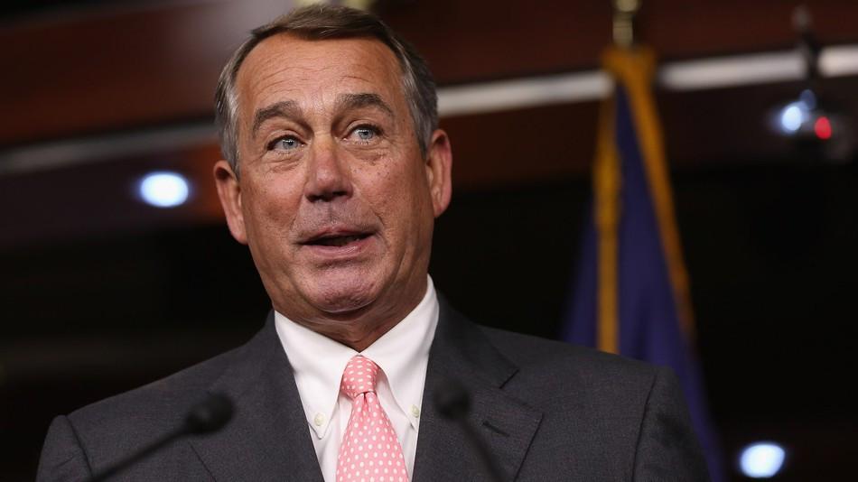 John Boehner is joining a marijuana company