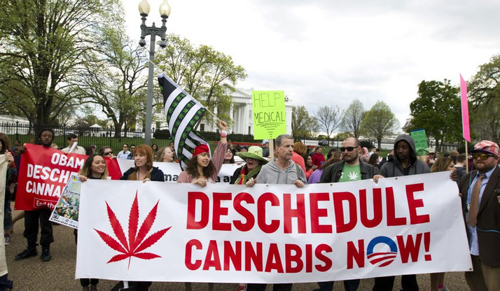 Rescheduling could be a big problem for the marijuana industry