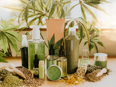 Dermatologist Warns About CBD Beauty Products