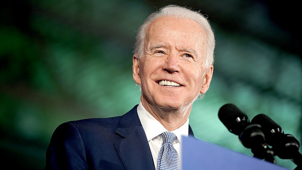 Biden Says He Would Decriminalize Cannabis