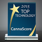 CannaScore Wins Top New Cannabis Technology