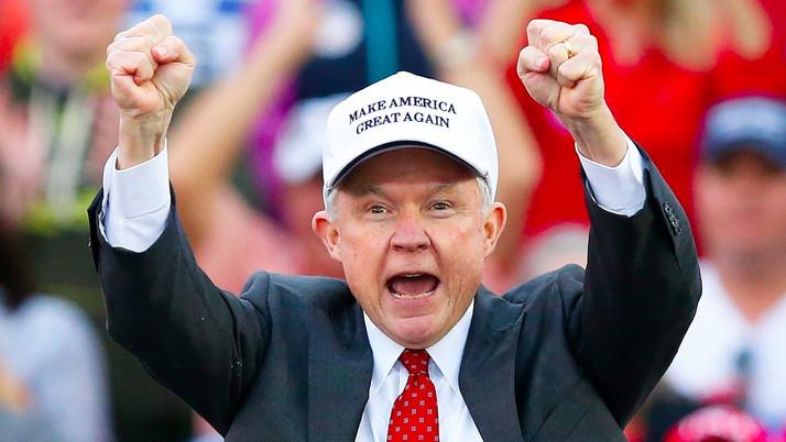 Attorney General Sessions says marijuana still illegal