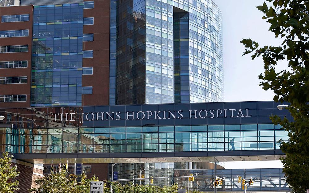 Johns Hopkins Marijuana Study