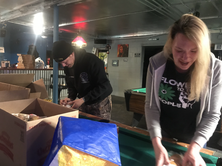 Cannabis Lounge Becomes Oklahoma Town's Only Shelter During Deep Freeze