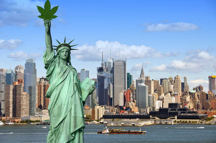 New York Starts Accepting Marijuana Applications