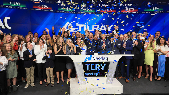 Tilray IPO Sees Stock Soar as Investors Flock to Legal Cannabis Sector