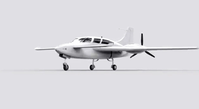 The World's First Plane Built and Powered By Cannabis