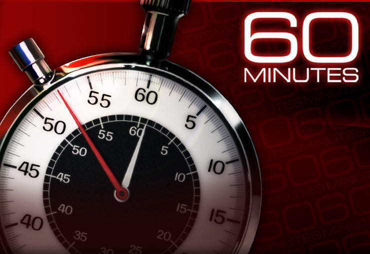 Bad reporting by 60 Minutes