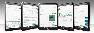 CannaScore Cannabis Compliance Software