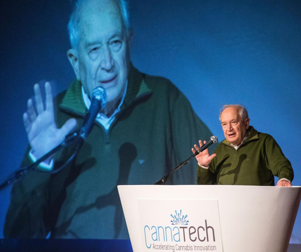 "Meet the ""Father of Marijuana Research"""