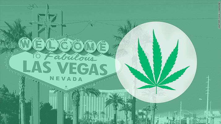 Recreational Cannabis Sales in Nevada in Legal Limbo