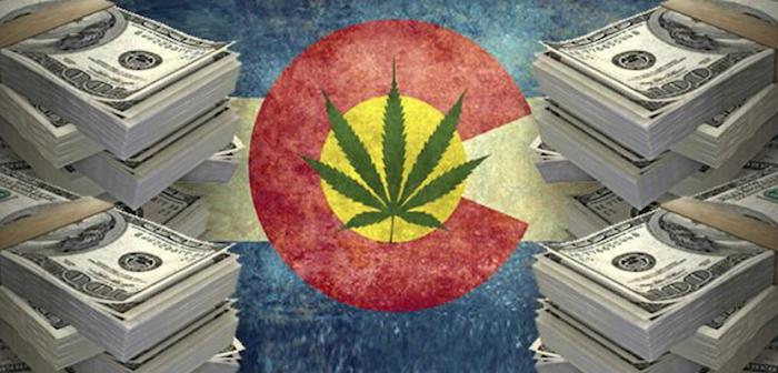 Colorado: Marijuana Industry Smokes Competition in Total Revenue