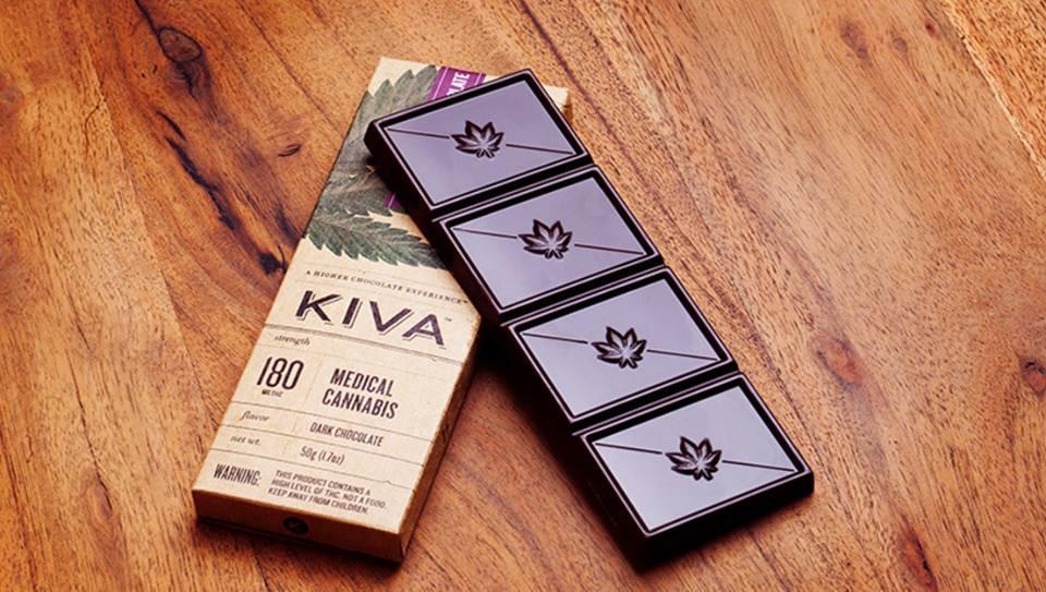 Kiva Artisan Chocolate Bars