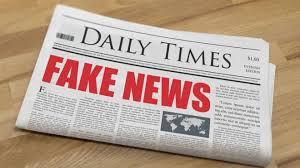 Marijuana fake news