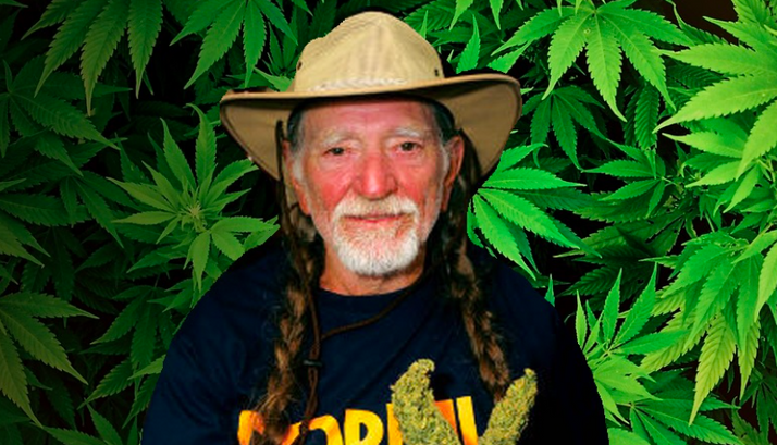 On the Road Again: Willie Nelson's Cannabis Brand Headed Up to Canada