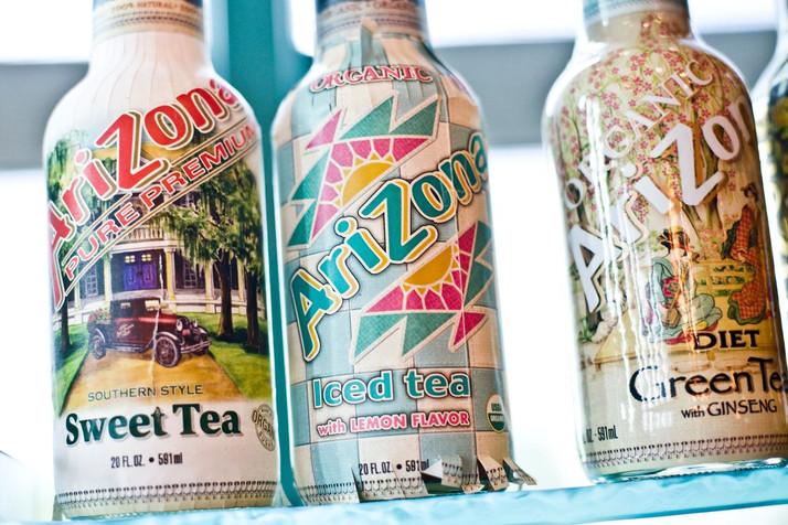 Arizona Tea Enters the Cannabis Market