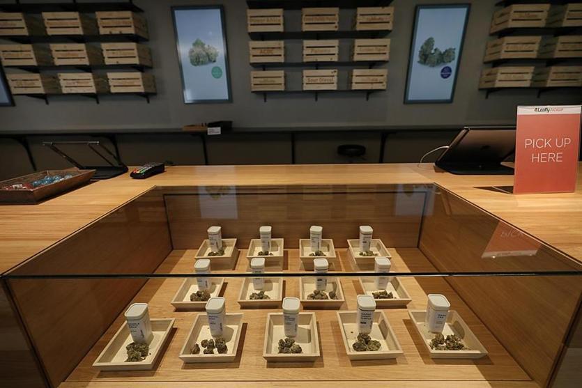 Take a look inside one of Massachusetts' first recreational marijuana shops