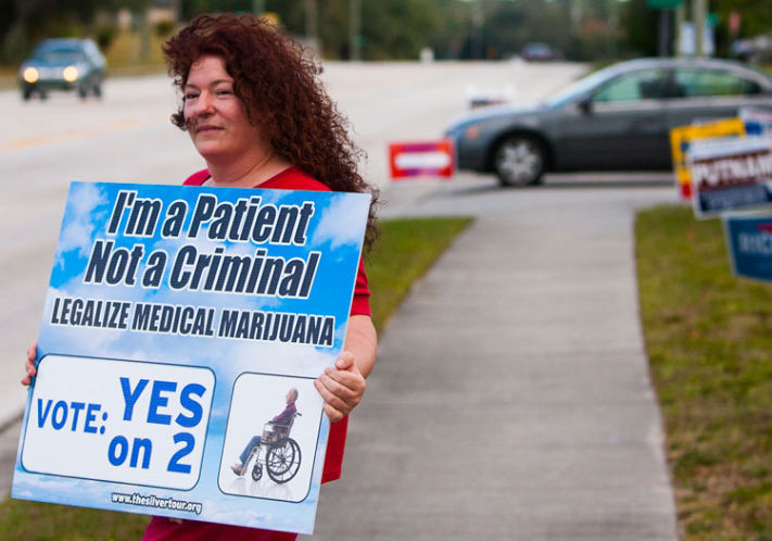 Medical Marijuana in Flordia DOA