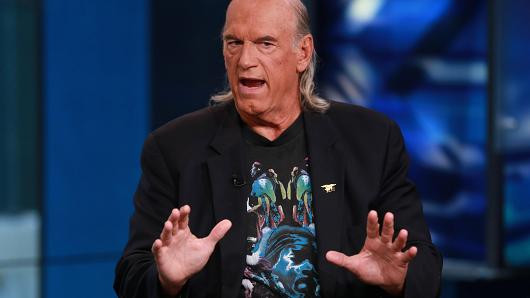 Jesse Ventura Says NO to Trump