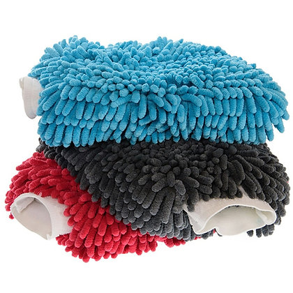 Double Sided Microfibre Noodle Wash Mitt