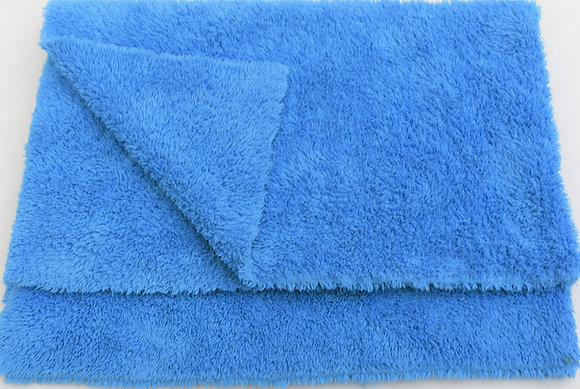Edgeless Deep Pile Microfibre Cloth