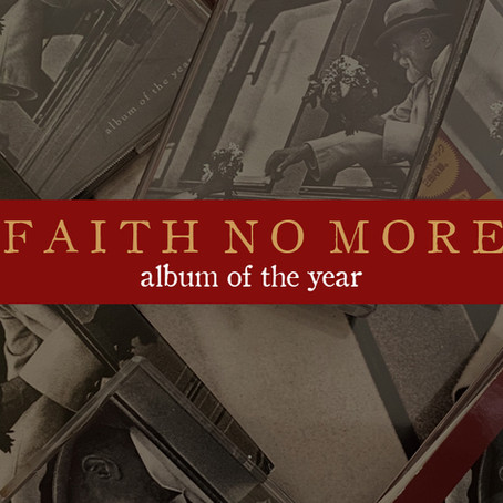 Faith No More Released 'Album of The Year' 24 Years Ago