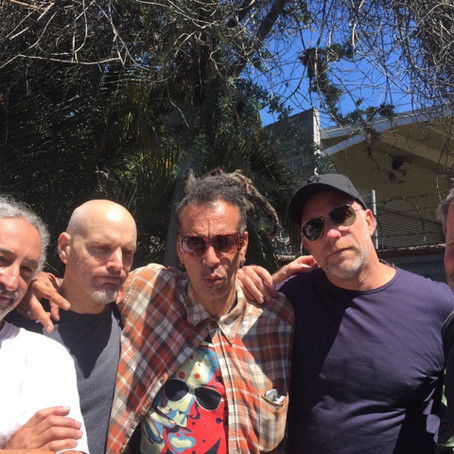 Chuck Mosley And Friends 5 Years