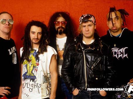 Faith No More | Kerrang! - 23rd April, 1988