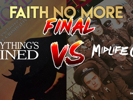 Faith No More Battle Of The Songs - The Winner!