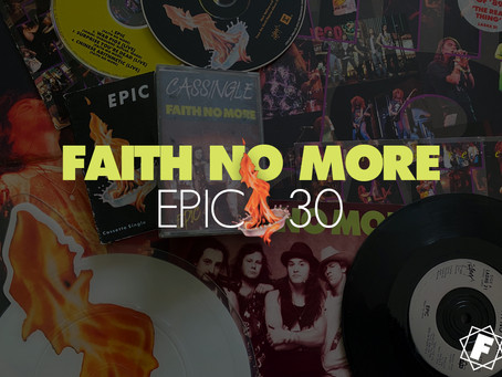 Faith No More Released their single 'Epic' 30 years ago