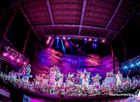 Faith No More | Red Rocks Amphitheatre, Denver - September 8th 2015