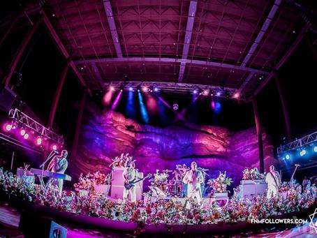 Faith No More | Red Rocks Amphitheatre, Denver - September 8th 2015