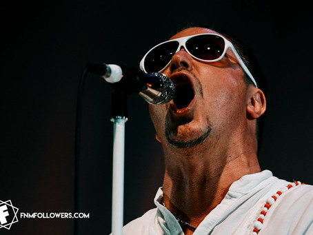 Faith No More | Red Hat Amphitheater, Raleigh - July 31st 2015