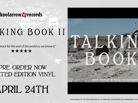 Talking Book II Review - 'A soundtrack for the of the world'
