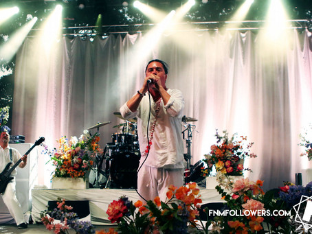 Faith No More | Masquerade Music Park, Atlanta - July 30th 2015