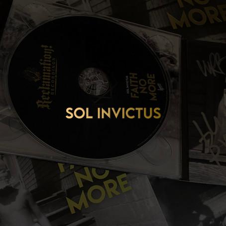 Faith No More 'Sol Invictus' Was Released 6 Years Ago