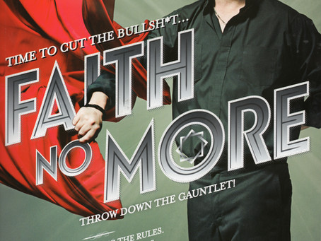 Faith No More | Metal Hammer - July 2015