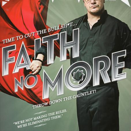 Faith No More | Metal Hammer - July 2015