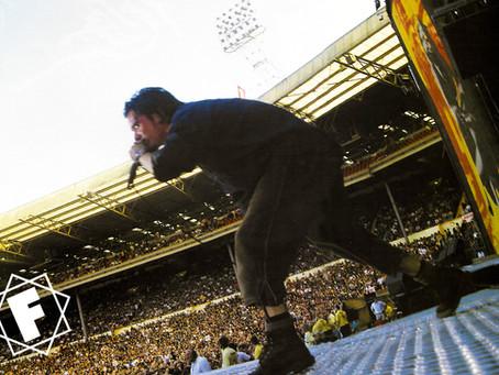 Faith No More Wembley Stadium - June 13th 1992