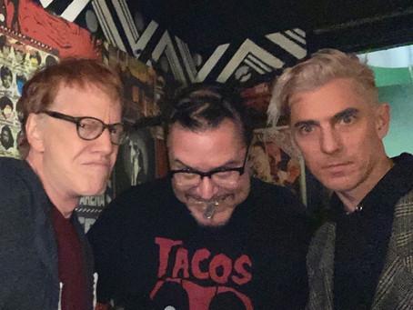 Composer Danny Elfman Praises Mike Patton
