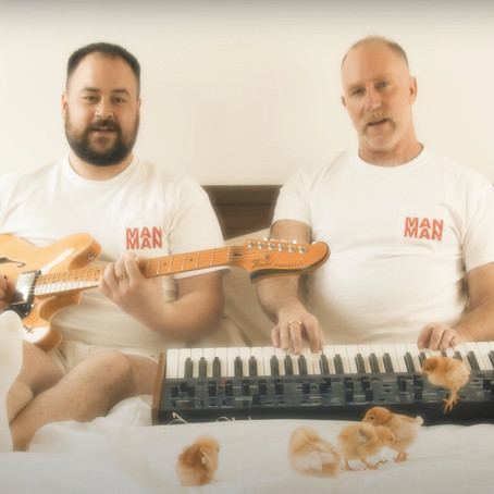 Listen To 'It's So Fun (To Be Gay)' By Man On Man